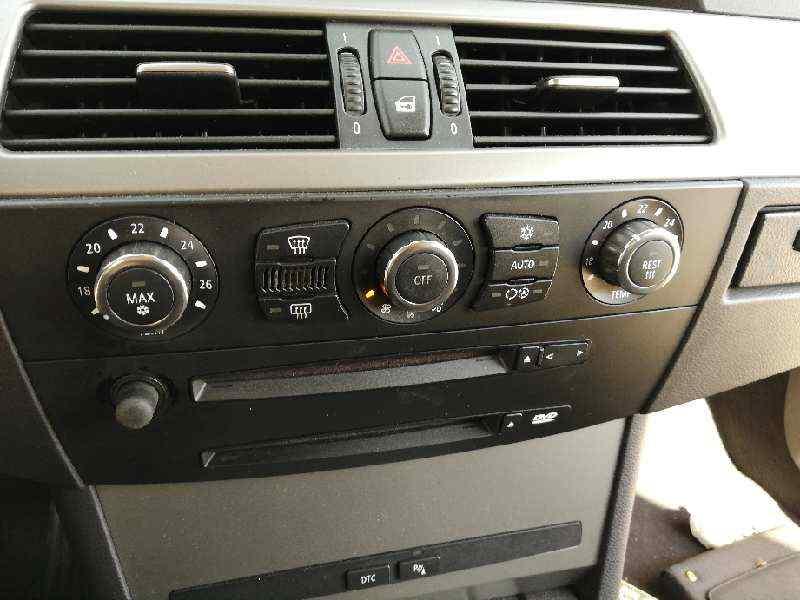MANDO CLIMATIZADOR BMW SERIE 5 BERLINA (E60) 520d  2.0 16V Diesel (163 CV) |   09.05 - 12.07_img_0