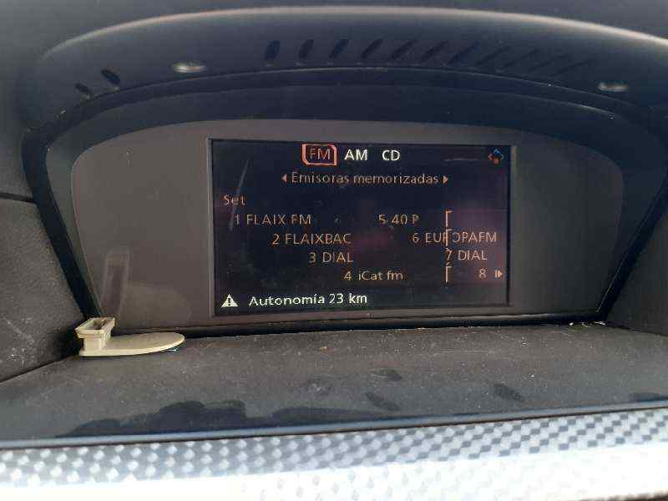 SISTEMA AUDIO / RADIO CD BMW SERIE 5 TOURING (E61) 530d  3.0 Turbodiesel CAT (218 CV) |   05.04 - 12.07_img_1