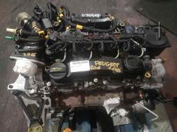 motor completo peugeot 206 berlina xs  1.6 hdi fap cat (9hz / dv6ted4) (109 cv) 2004-2006 9HZ