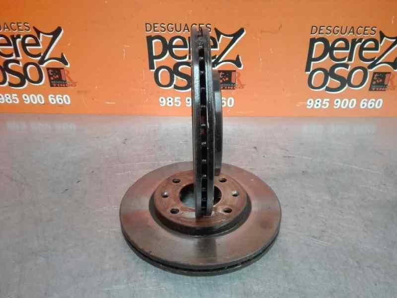 DISCO FRENO DELANTERO  PEUGEOT 206 BERLINA XR  1.9 Diesel (69 CV) |   06.98 - 12.02_img_1