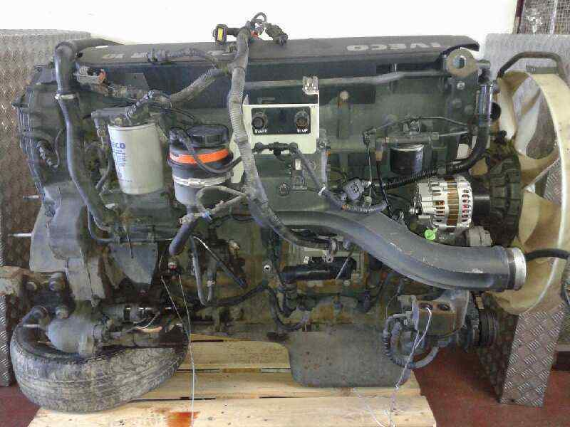 MOTOR COMPLETO IVECO STRALIS 450 AT 440S45TÑP        ... - ... _img_5