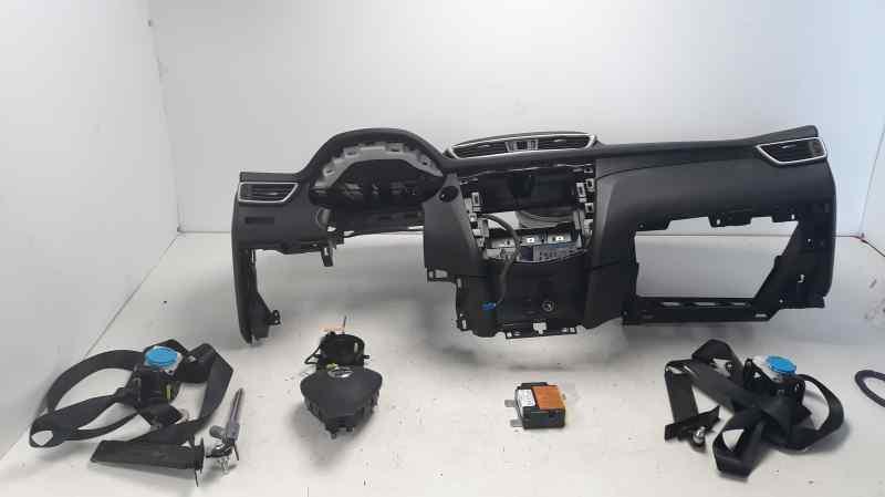 KIT AIRBAG NISSAN X-TRAIL (T32) Tekna  1.6 dCi Turbodiesel CAT (131 CV)     05.14 - 12.15_img_0
