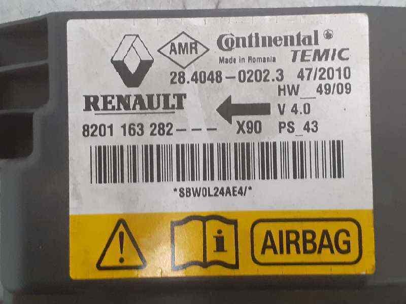 CENTRALITA AIRBAG DACIA SANDERO Laureate  1.5 dCi Diesel FAP CAT (88 CV) |   10.10 - 12.13_img_2