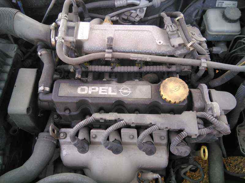 OPEL ASTRA G BERLINA Club  1.6 CAT (Z 16 SE / L55) (84 CV) |   04.00 - 12.04_img_1