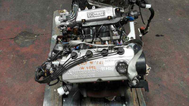 MOTOR COMPLETO MITSUBISHI COLT (CA0) 1600 16V GLXI Malibu  1.6 16V CAT (113 CV)     05.95 - ..._img_0