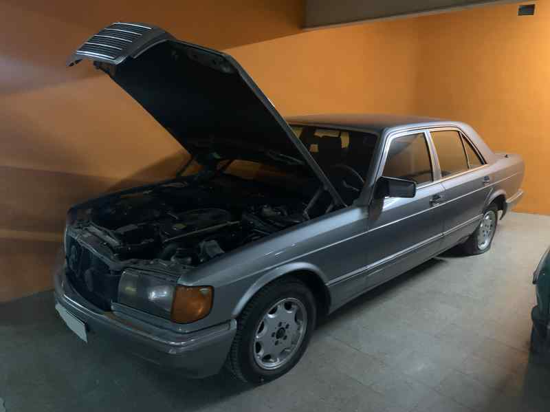 MERCEDES CLASE S (W126) BERLINA+COUPE SE 300  3.0 CAT (180 CV) |   09.85 - ..._img_0
