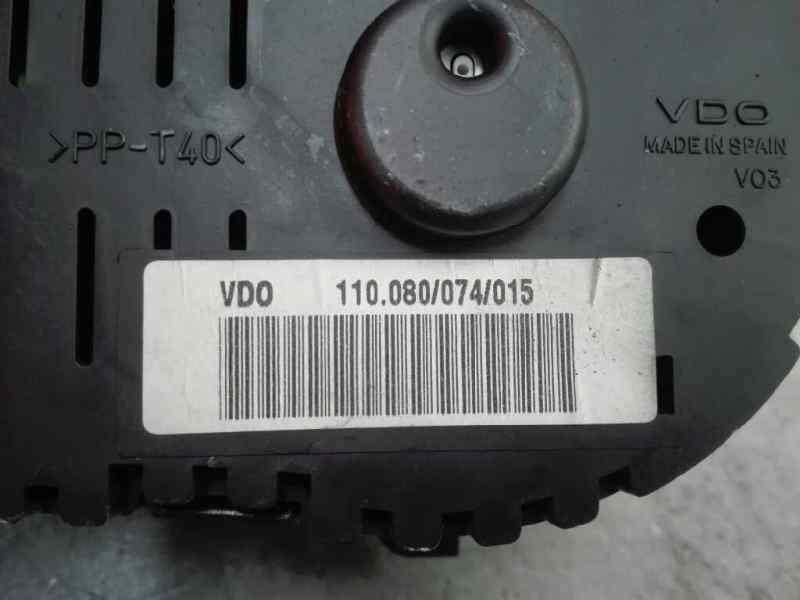CUADRO INSTRUMENTOS SEAT LEON (1M1) Sport  1.9 TDI (110 CV) |   11.99 - 12.05_img_4