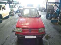 peugeot 309 vital diesel  1.8 diesel (60 cv) 1989- D-D9A VF33AD9A21U