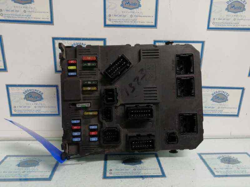 CAJA RELES / FUSIBLES PEUGEOT 407 SR Confort  1.6 HDi FAP CAT (9HZ / DV6TED4) (109 CV) |   05.04 - 12.06_img_0