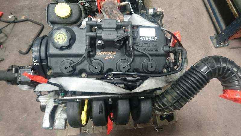 MOTOR COMPLETO CHRYSLER VOYAGER (GS) 2.0 Family   (133 CV) |   10.97 - ..._img_0