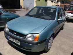 ford fiesta berlina (dx) ghia  1.3 cat (60 cv) 1999- BAJA WF0AXXGAJAY