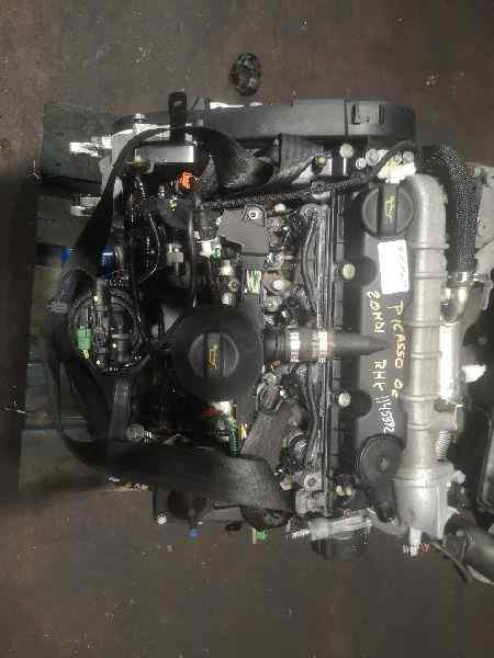 MOTOR COMPLETO CITROEN XSARA PICASSO 2.0 HDi   (90 CV) |   03.00 - 12.02_img_0
