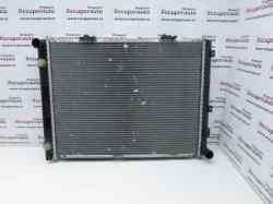 radiador agua mercedes clase c (w201) berlina 2.3 e 190 (201.028)   (136 cv) 1985-