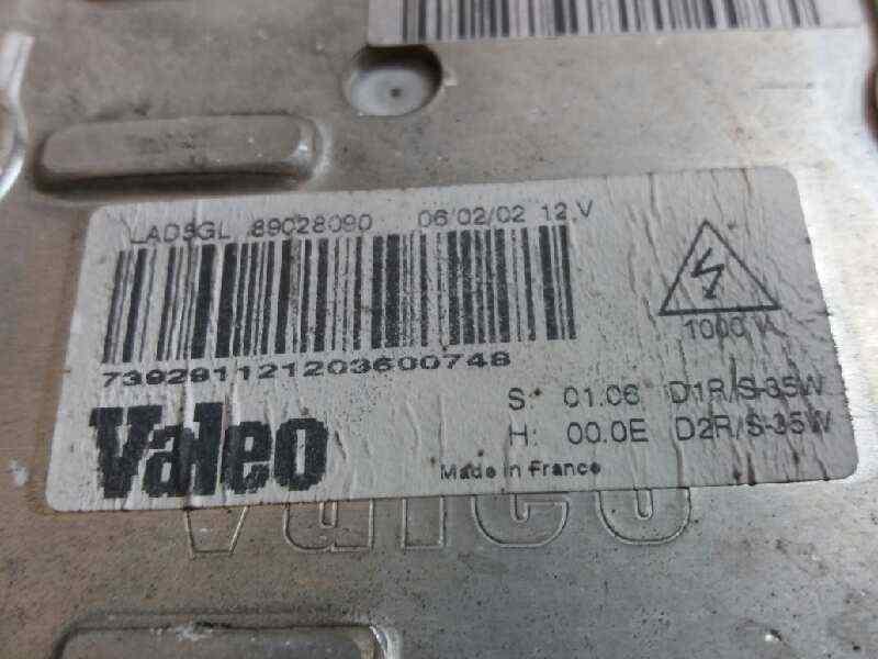 FARO DERECHO RENAULT LAGUNA II GRANDTOUR (KG0) Dynamique  1.9 dCi Diesel (120 CV) |   03.01 - 12.05_img_2