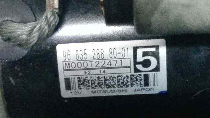 MOTOR ARRANQUE CITROEN C4 GRAND PICASSO Seduction  1.6 HDi FAP (112 CV)     04.11 - 12.13_img_2