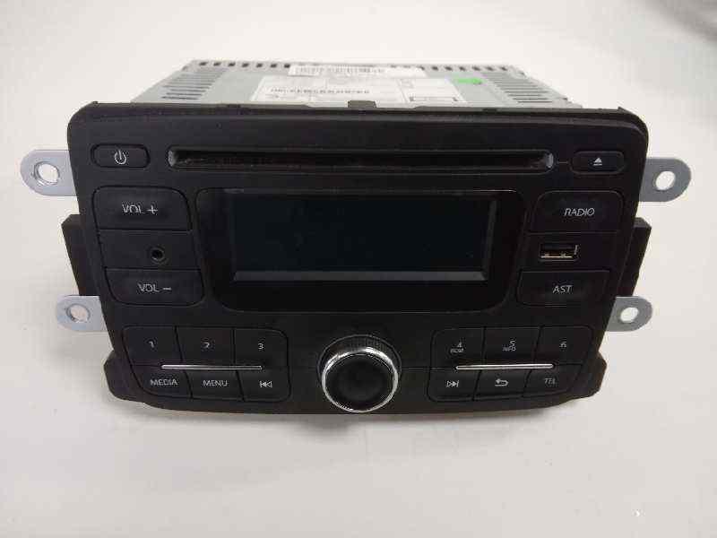 SISTEMA AUDIO / RADIO CD DACIA SANDERO Ambiance  1.2 16V CAT (75 CV) |   10.12 - 12.15_img_0