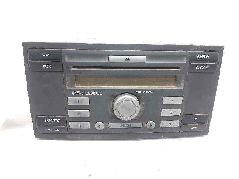 SISTEMA AUDIO / RADIO CD FORD FIESTA (CBK) Monovolumen  1.4 TDCi CAT (68 CV)     09.07 - ..._img_0
