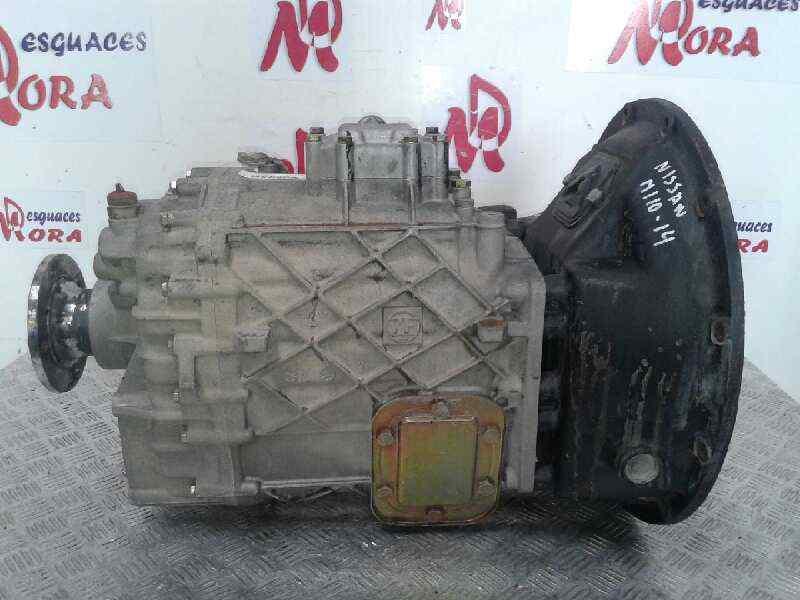 CAJA CAMBIOS NISSAN M110.14 110   |   ... _img_3
