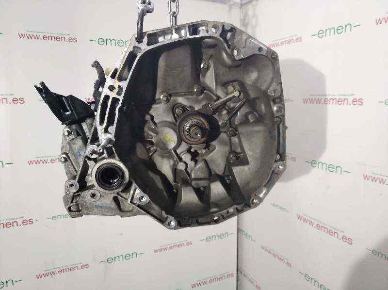 CAJA CAMBIOS RENAULT CLIO III Authentique  1.5 dCi Diesel (65 CV) |   05.10 - ..._img_4