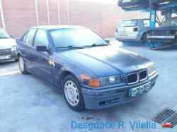 bmw serie 3 berlina (e36) 325td  2.5 turbodiesel cat (116 cv) 1991-1998 M51D25 WBACC11050F