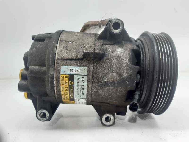 COMPRESOR AIRE ACONDICIONADO RENAULT SCENIC II Emotion  1.5 dCi Diesel CAT (86 CV)     01.06 - 12.09_img_1
