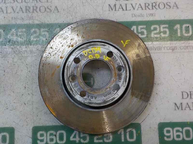 DISCO FRENO DELANTERO  RENAULT CLIO IV Societé  1.5 dCi Diesel FAP (75 CV) |   0.12 - ..._img_0