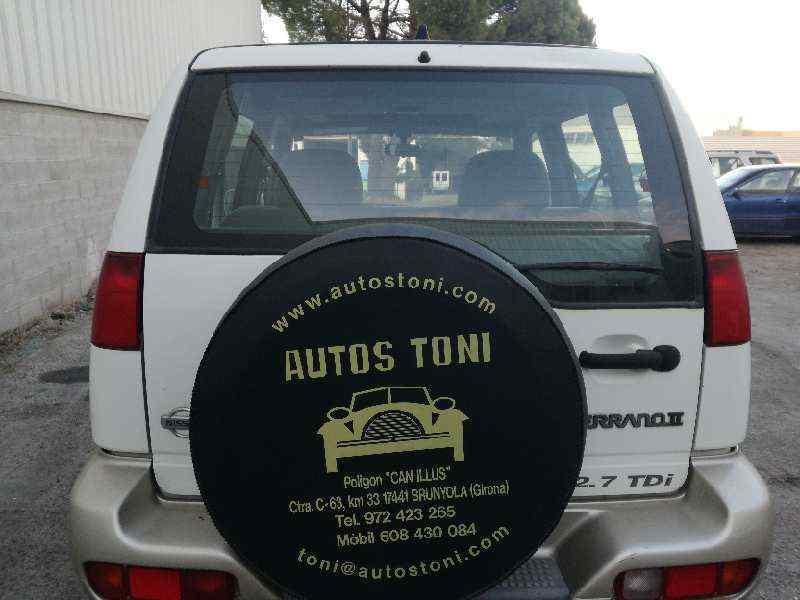 PORTON TRASERO NISSAN TERRANO/TERRANO II (R20) Comfort  2.7 Turbodiesel (125 CV) |   12.99 - 12.04_img_0
