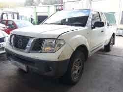 NISSAN NAVARA PICK-UP (D40M) 2.5 dCi Diesel CAT