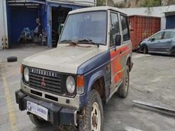 MITSUBISHI MONTERO (L040) 2.5 Turbodiesel