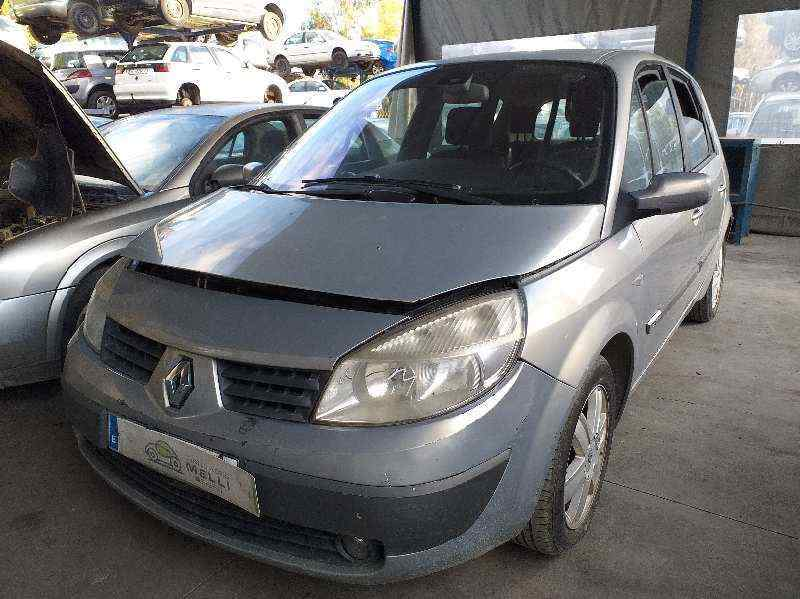 VARILLAJE CAMBIO RENAULT SCENIC II Confort Dynamique  1.5 dCi Diesel (101 CV) |   06.03 - 12.05_img_0