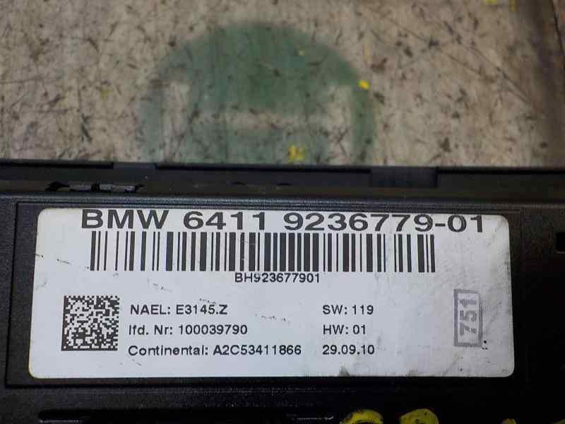 MANDO CALEFACCION /  AIRE ACONDICIONADO BMW SERIE 3 BERLINA (E90) 320d  2.0 16V Diesel (163 CV) |   12.04 - 12.07_img_2