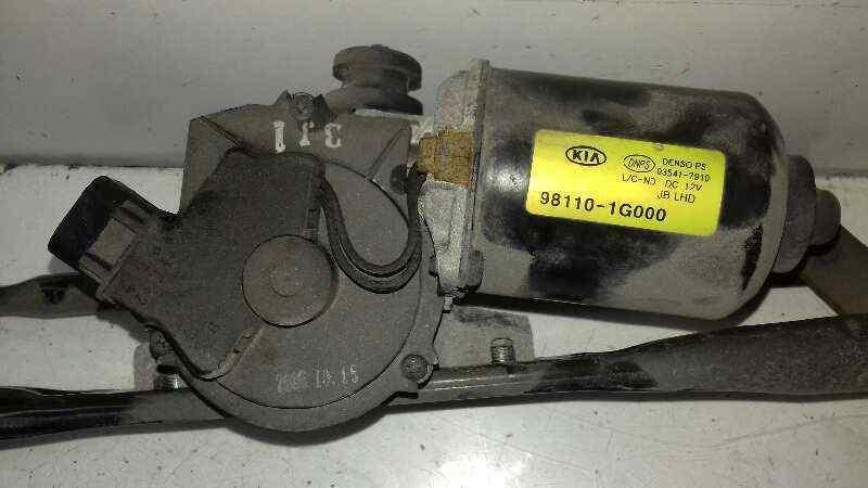 MOTOR LIMPIA DELANTERO HYUNDAI ACCENT (MC) GL CRDi  1.5 CRDi CAT (110 CV) |   11.06 - 12.10_img_1