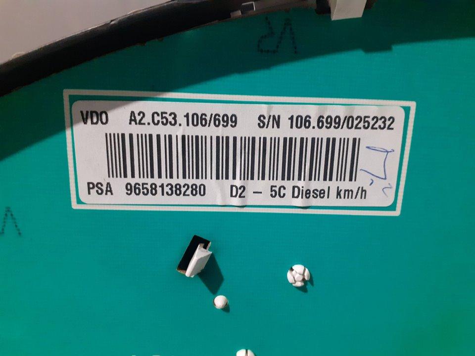 CUADRO INSTRUMENTOS PEUGEOT 407 SW ST Sport Pack  2.0 16V HDi FAP CAT (RHR / DW10BTED4) (136 CV)     05.04 - 12.07_img_1