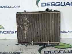 radiador agua peugeot 206 berlina xn  1.4 hdi (68 cv) 1998-2002 9647510780