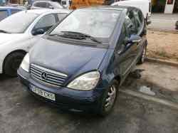 mercedes clase a (w168) 170 cdi (168.009)  1.7 cdi diesel cat (95 cv) 2001-2004 OM668942 WDB1680091J