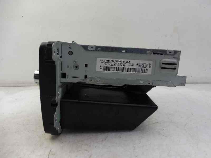 SISTEMA AUDIO / RADIO CD VOLKSWAGEN CADDY KA/KB (2C) Maxi Kombi  1.6 TDI (102 CV) |   07.10 - 12.12_img_3