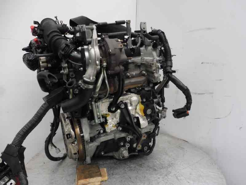 MOTOR COMPLETO TOYOTA YARIS TS  1.4 Turbodiesel CAT (90 CV)     11.08 - 12.10_img_0