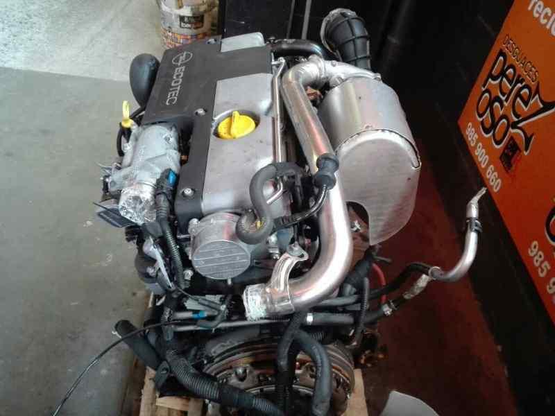 MOTOR COMPLETO OPEL ASTRA G BERLINA Comfort  2.0 DTI (101 CV) |   02.98 - 12.03_img_1
