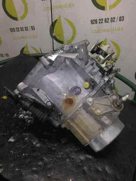 CAJA CAMBIOS PEUGEOT 307 BERLINA (S2) 1.6 16V HDi   (90 CV)     0.05 - 0.08_img_2