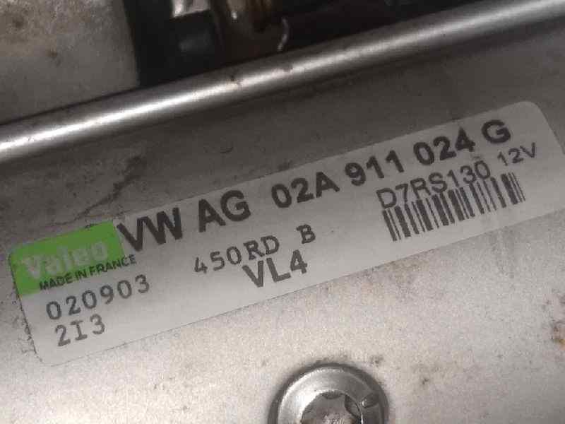 MOTOR ARRANQUE SEAT IBIZA (6L1) Cool  1.9 TDI (101 CV)     05.04 - 12.04_img_2