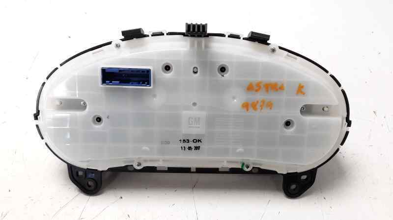 CUADRO INSTRUMENTOS OPEL ASTRA K LIM. 5TÜRIG (09.2015->) Selective Start/Stop  1.4 16V SIDI Turbo (125 CV) |   ..._img_2