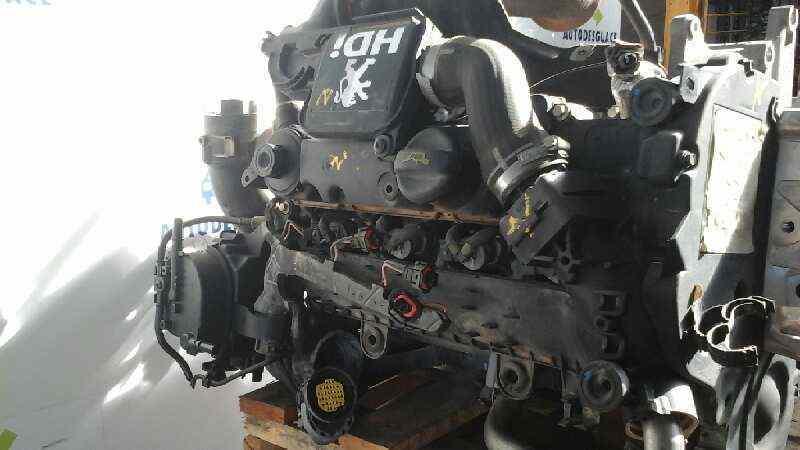 MOTOR COMPLETO PEUGEOT 206 SW 1.4 HDi   (68 CV) |   0.02 - ..._img_3