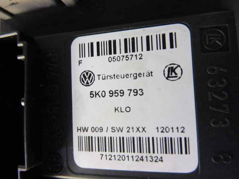 ELEVALUNAS DELANTERO IZQUIERDO VOLKSWAGEN CADDY KA/KB (2C) Maxi Kombi  1.6 TDI (102 CV) |   07.10 - 12.12_img_3
