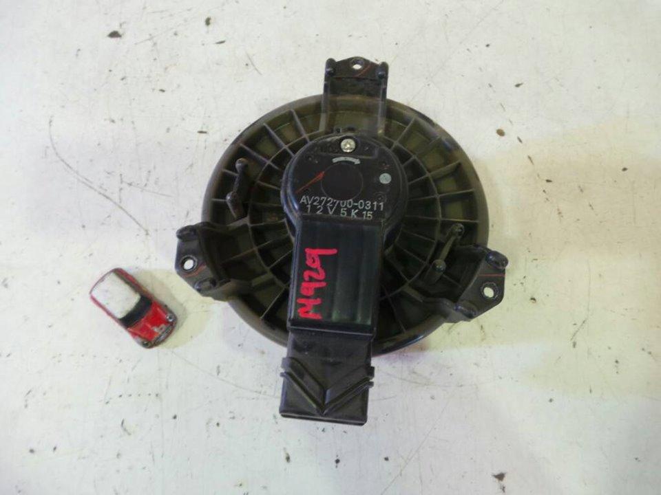 VENTILADOR CALEFACCION TOYOTA YARIS (KSP9/SCP9/NLP9) Básico  1.4 Turbodiesel CAT (90 CV) |   08.05 - 12.08_img_0