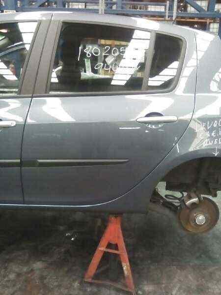 PUERTA TRASERA IZQUIERDA RENAULT CLIO III Exception  1.5 dCi Diesel FAP (86 CV) |   09.06 - 12.10_img_0