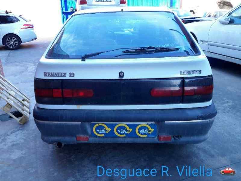 RENAULT 19 HATCHBACK (B/C53) TDE Limited  1.9 Diesel (64 CV) |   09.91 - ..._img_3
