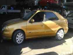 citroen xsara berlina 1.9 d x   (69 cv) 1997-2000 WJY VF7N1WJYB73