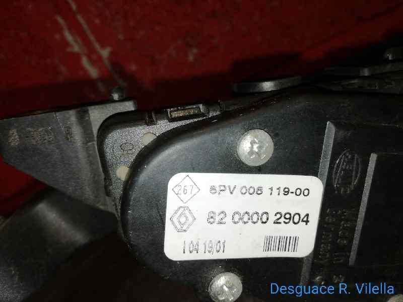 POTENCIOMETRO PEDAL RENAULT LAGUNA II (BG0) Authentique  1.9 dCi Diesel (120 CV) |   0.01 - ..._img_4