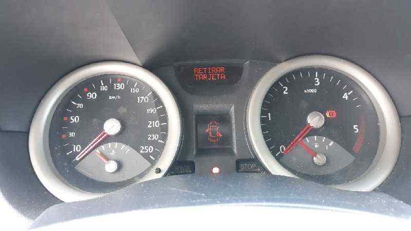 CUADRO INSTRUMENTOS RENAULT MEGANE II BERLINA 5P Confort Dynamique  1.5 dCi Diesel (101 CV) |   07.02 - 12.05_img_1
