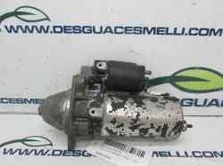 motor arranque opel astra f berlina 1.7 diesel   (57 cv) 0986018210